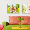 Up to 80% Off a Custom Photo Canvas