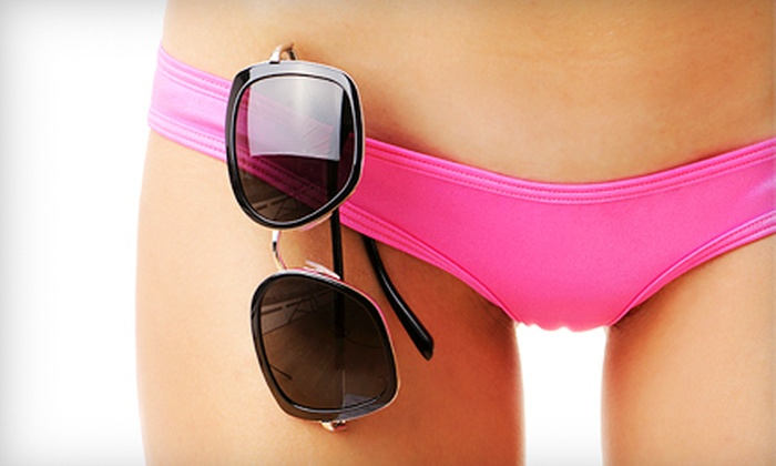 The Wax Den - Bloomfield: One or Two Brazilian Bikini Waxes at The Wax Den (Up to 56% Off)