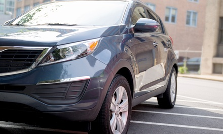 Mobile Car Wash for a Car or Sedan, or for a Truck or SUV from Eco Tech Wash (Up to 53% Off)