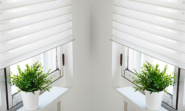 The Blind Men - Calgary: C$99 for C$250 worth of Custom Window Treatments from The Blind Men