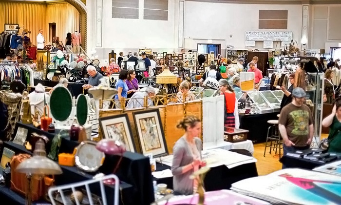 Randolph Street Market - West Loop: $10 for Admission for Two to Indoor Market or Holiday Market at Randolph Street Market (Up to $20 Value)