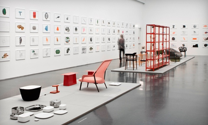 Museum of Contemporary Art Chicago - Near North Side: Household or Friend-Level Membership to Museum of Contemporary Art (Up to 54% Off)