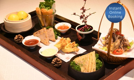 Choice of Chinese Brunch Banquet with Wine or Tea for Two $29 or Four $56 at Shunking Up to $115 Value