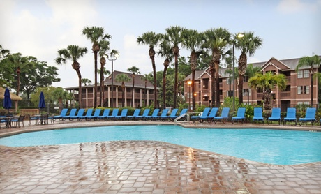 Tropical Hotel near Orlando Theme Parks
