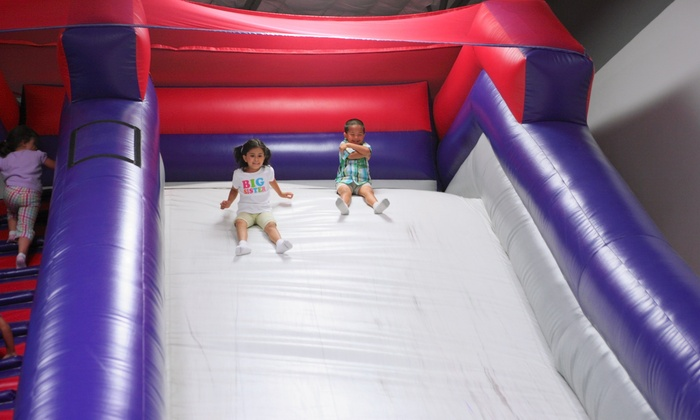 Planet WOW - Century Oaks Business Park: Play Passes valid Friday-Sunday at Planet WOW (Up to 56% Off)