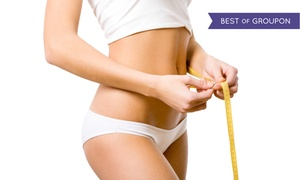 Embrace Wellness: Four or Eight Ultrasonic Cavitation Lipo Sessions at Embrace Wellness (Up to 96% Off)