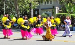 A Polynesian Performance: Five Dance-Fitness Classes at A POLYNESIAN PERFORMANCE (60% Off)