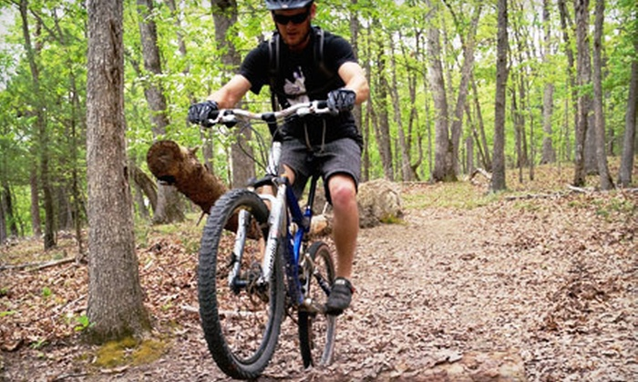 Shenandoah Trail Cruisers - South River: Three-Hour Bike-and-Beer Adventure for One or Two from Shenandoah Trail Cruisers (Up to 74% Off)