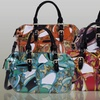 Ruby Blue Couture Brandy Satchel
