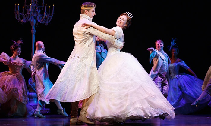 Rodgers + Hammerstein's CINDERELLA - Chrysler Hall:  Rodgers + Hammerstein's CINDERELLA on February 2–4 at 7 p.m. and February 7 at 6:30 p.m.