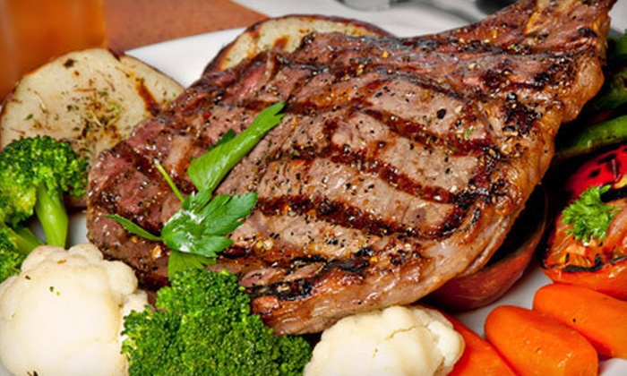 Roadhouse Eatery - Winnipeg: International Cuisine at Roadhouse Eatery (Half Off). Three Options Available.