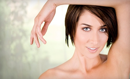 6 Laser Hair-Removal Treatments on a Small Area  - Promenade Village MedSpa in Thornhill