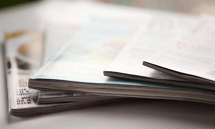 Chicago-Main Newsstand - Evanston: $10 for $20 worth of Publications at Chicago-Main Newsstand