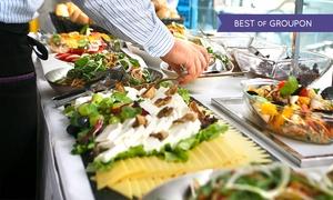 Lazzat Buffet Restaurant: Buffet Lunch or Dinner For Two or Four at Lazzat Buffet Restaurant