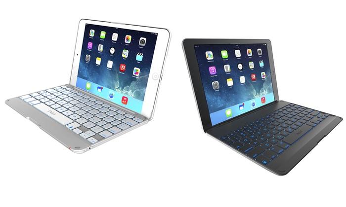 Zagg Keyboard Case for iPad   Groupon Goods