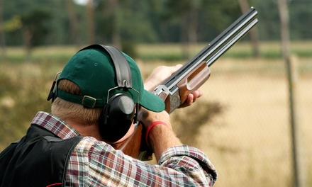 One-Hour Clay Target Shooting Lesson for One, Two or Four from Mitchel Loveless Shooting Lessons (Up to 56% Off)