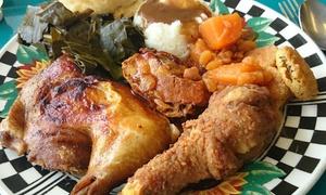 Papa Lou's Kitchen: $9 for $12 Worth of Soul Food — Papa Lou's Kitchen