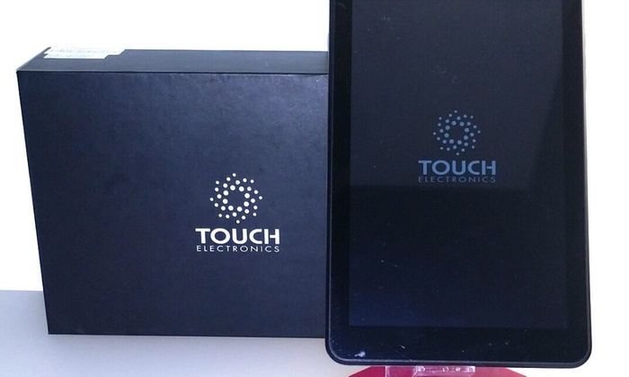 Computersci Electronics - Jonesboro: Touch Electronic M100 Unlocked GSM Tablet from ComputerSci Electronics (46% Off)