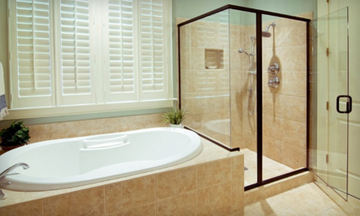 Tek Hard Surface, LLC - Dallas: Tile, Bathtub, or Shower Cleaning and Recaulking from Tek Hard Surface, LLC (Up to 52% Off). Two Options Available.