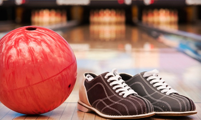 St. Clair and Bel-Air Bowling Centers - Multiple Locations: Two-Game Bowling Outing for Two, Four, or Six with Arcade Tokens at St. Clair and Bel-Air Bowling Centers (Up to 55% Off)