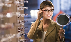 Total Vision Family Eye Care: $49 for Eye Exam and $169 Toward Prescription Lens and Frames at Total Vision Family Eye Care ($279 Value)
