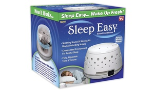 Sleep Easy Sound Conditioner White Noise Machine