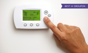 Comfort First Heating and Cooling: Heating Tune-Up with Optional Carbon Monoxide Detector from Comfort First Heating and Cooling (Up to 80% Off)
