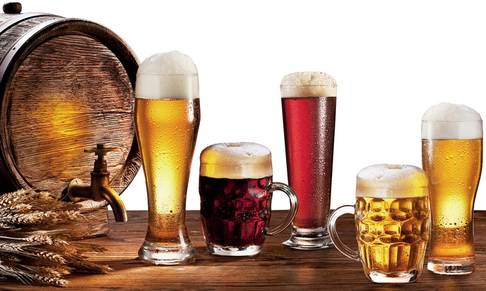 Drink Philly - Center City West: Beer-Tasting Class for One or Two from Drink Philly(Up to 59% Off)