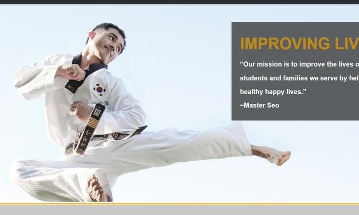 Golden Dragon Taekwondo - Multiple Locations: Up to 96% Off taekwondo & fun at Golden Dragon Taekwondo