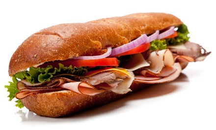 One or Three Groupons, Each Good for a Meal for Two at 'wiches (Up to 40% Off)