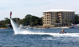 30-flyboard Experience For One Or 60-minute Flyboard Experience For One Or Two At Hydro-powered Water Sports (up To 53% Off)