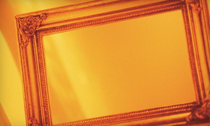 J. Reznik Studios - Midwood: $29 for $129 Worth of Custom Framing at J. Reznik Studios