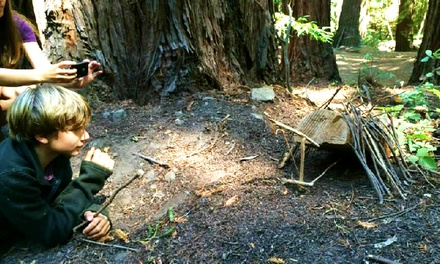 $99 for Survival Tools and Traps: Ancient Artisans for Two at California Survival School ($330 Value)