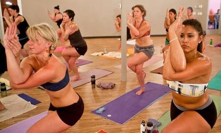Hot Yoga Classes - Hot Yoga Inc. | Groupon