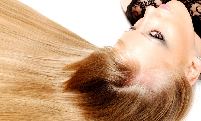 A'Lure Hair Design - Montclair: One, Three, or Five Washes and Blowouts at A'Lure Hair Design (Up to 66% Off)
