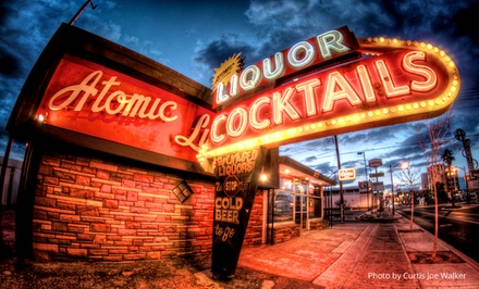 $10 for $20 Worth of Drinks at Atomic Liquors