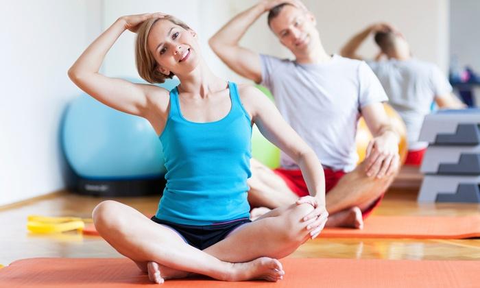 Five Yoga With Kate O'brien - Falls: 10 Yoga Classes from Five Yoga with Kate OBrien (64% Off)