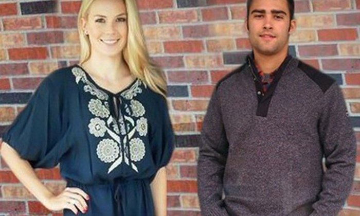 Post and Nickel - Rockbrook Village Omaha: Designer Apparel at Post and Nickel (50% Off). Two Options Available.