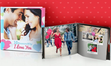 $29 for $100 Worth of Customized Photo Books from Photobook Canada