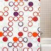 $10.99 for a Fabric Shower Curtain with Shower Hooks