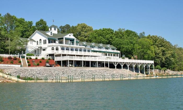 Mountain Harbor Inn - Dandridge, TN: 1-, 2-, 3-, or 4-Night Stay with Sunset Cruise, Dessert, and Breakfast at Mountain Harbor Inn in Dandridge, TN