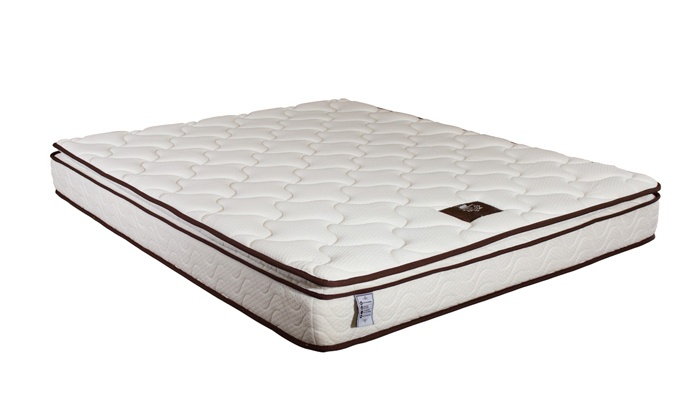 matelas imperial sampur m moire de forme groupon shopping. Black Bedroom Furniture Sets. Home Design Ideas