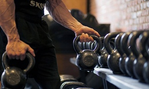 Skogg Gym: 5 or 10 Kettlebell Classes at Skogg Gym (Up to 70% Off)