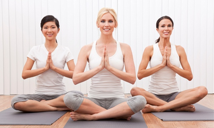 Bikram Yoga Temple - Philadelphia: 5 or 10 Bikram Yoga Classes, or Unlimited Classes for One Month or One Year at Bikram Yoga Temple (Up to 61% Off)