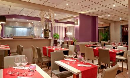 Entrée, plat et dessert au choix à la carte pour 2 personnes dès 39,90 € au restaurant Le Carré