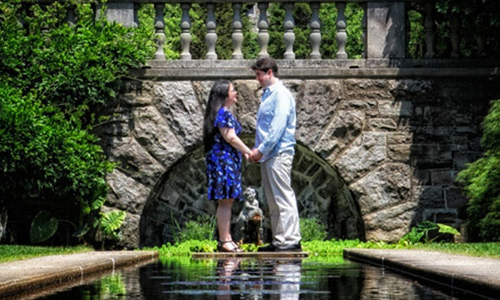 Captured by Renee North Jersey - North Jersey: $69 for 90-Minute On-Location Maternity, Newborn, or Engagement Photo Package from Captured by Renee ($450 Value)
