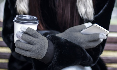 Aduro Touchscreen Winter Gloves (1- or 2- Pairs)