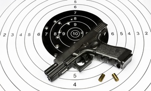 Osseo Gun Club: Standard or Premium Date Night Range Time Package for Two at Osseo Gun Club (Up to 62% Off)