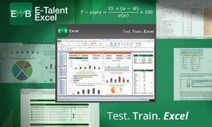 Excel with Business: Formation Excel en ligne débutant ou avancé et business analyse avec E-Talent dès 15 € (jusqu'à 95 % de réduction)
