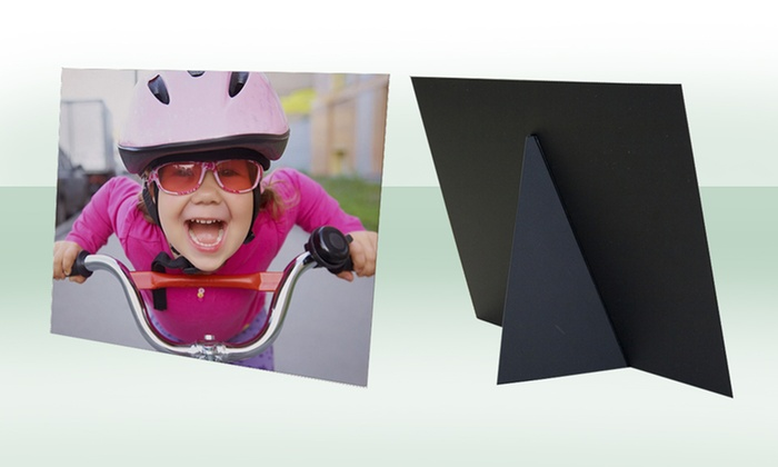 """MailPix: One, Two, or Four 8""""x10"""" Custom Photo Canvas Lites from Mailpix (Up to 91% Off)"""